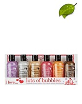 Kroppsvrd , Xmas Lots of Bubbles , I Love... - NELLY.COM