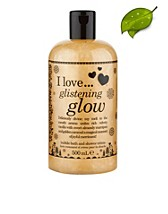 Kroppsvrd , Glistening Glow Bubble Bath & Shower Gel , I Love... - NELLY.COM