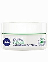 Facial care , Pure & Natural Anti-Wrinkle Day Care , Nivea - NELLY.COM