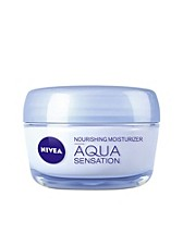 Facial care , Aqua Sensation Dry/Sens Day Hydra IQ , Nivea - NELLY.COM