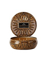 Beauty @ home , Chestnut & Vetiver 3 Wick , Voluspa - NELLY.COM