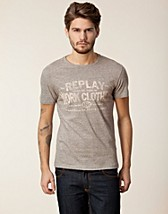 T-shirts , Bill T-shirt , Replay - NELLY.COM