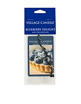 Beauty @ home , Blueberry Delight Pillar , Village Candle - NELLY.COM