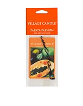 Beauty @ home , Papaya Passion Pillar , Village Candle - NELLY.COM