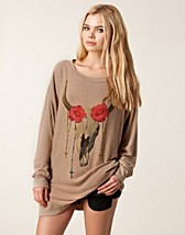 Jumpers & cardigans , Desert Rose Sweater , Wildfox - NELLY.COM