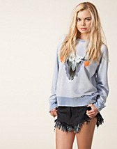 Trjor , Cherie Skull Sweater , Wildfox - NELLY.COM