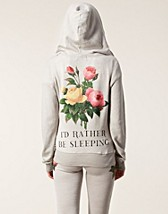 Tröjor , Sleeping Flowers Jacket , Wildfox - NELLY.COM
