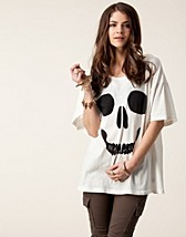 Tops , Mort Unisex Tee , Wildfox - NELLY.COM
