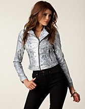 Jackets and coats , Jest Metallic Python , SuperTrash - NELLY.COM
