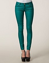 Trousers & shorts , Peppy Emerald Pants , SuperTrash - NELLY.COM