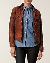 Blouses & shirts , Leather Western , Jean Shop - NELLY.COM
