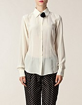 Blouses & shirts , Columbine Shirt , Moschino Cheap & Chic - NELLY.COM