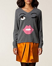 Jumpers & cardigans , Zandra Sweater , Moschino Cheap & Chic - NELLY.COM