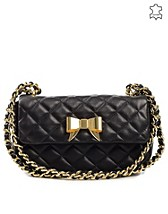 Bags , Matelasse Bow Bag , Moschino Cheap & Chic - NELLY.COM