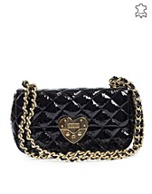 Bags , Matelasse Heart Bag , Moschino Cheap & Chic - NELLY.COM