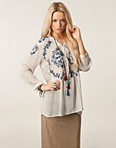 Blusar & skjortor , Pochahontas Blouse , Johnny Was - NELLY.COM