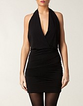 Party dresses , Halter Drape Dress , BCBG Max Azria - NELLY.COM