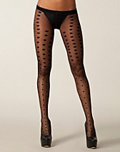 Tights & stay-ups , Dégradé De Pois , DIM - NELLY.COM