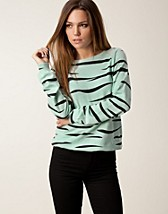 Jumpers & cardigans , Nicole Sweater , Glitzy - NELLY.COM