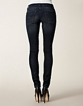 Jeans , Tight Long John Organic Black Grey , Nudie Jeans - NELLY.COM