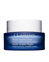Facial care , Multi-Active Night Cream Normal/Dry , Clarins - NELLY.COM