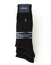Strømper , Sock 3-pack Dress Slack , Ralph Lauren - NELLY.COM