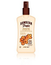 Aurinkotuotteet , Sun Lotion Spray Spf20 , Hawaiian Tropic - NELLY.COM