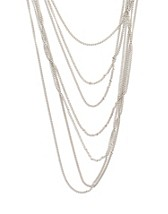 Chain Me Leather Necklace SEK 169, Bijoux By Us - NELLY.COM