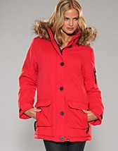 Tove City Parkas SEK 899, Jeane Blush - NELLY.COM