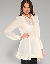 Rosine Tunic SEK 299, Jeane Blush - NELLY.COM