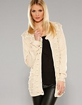 Lowe Knitted Cardigan SEK 189, Jeane Blush - NELLY.COM