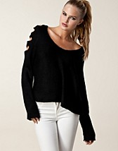 Rock Me Sweater NOK 349, Jeane Blush - NELLY.COM