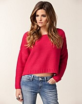 Jumpers & cardigans , Dollbaby Sweater , Jeane Blush - NELLY.COM