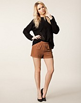 Trousers & shorts , Emily Shorts , Jeane Blush - NELLY.COM