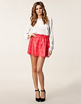 Kjolar , Linnea Skirt , Jeane Blush - NELLY.COM