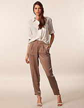Trousers & shorts , Zoe Pants , Jeane Blush - NELLY.COM
