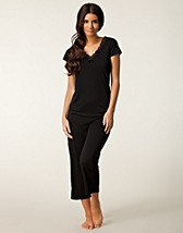 Nightwear , Cropped Pyjamas , Marie Meili - NELLY.COM
