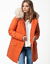 Jackets and coats , W'S Byrd Cloth Parka , Woolrich - NELLY.COM