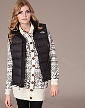 Jackor , W Nuptse To Vest , The North Face - NELLY.COM