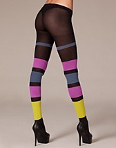 Happy Nylon Tight Stripes