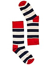 Strumpor , Happy Stripes Socks , Happy Socks - NELLY.COM