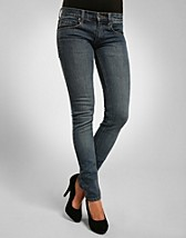 Zip Low Blue Jeans SEK 395, Cheap Monday - NELLY.COM