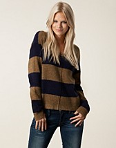 Tops , Rugby Stripe Crew Neck , Levis - NELLY.COM