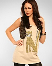 Cat Tank Top SEK 99, Avanna - NELLY.COM