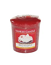 Beauty @ home , Red Velvet Samplers , Yankee Candle - NELLY.COM