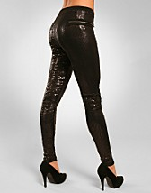 Allover Sequins Leggings SEK 249, Rare Fashion - NELLY.COM