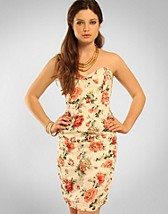 Floral Tube Dress EUR 42,50, Rare Fashion - NELLY.COM
