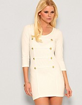 Button Military Dress SEK 299, Rare Fashion - NELLY.COM