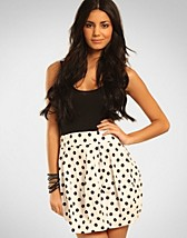 Polka Skirt Vest Dress SEK 319, Rare Fashion - NELLY.COM