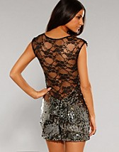 Sequin Lace Dress SEK 549, Rare Fashion - NELLY.COM
